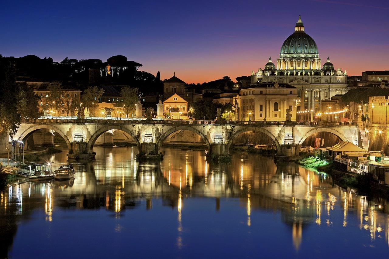 Massaggi Tantra a Roma – l'Eros nella capitale.