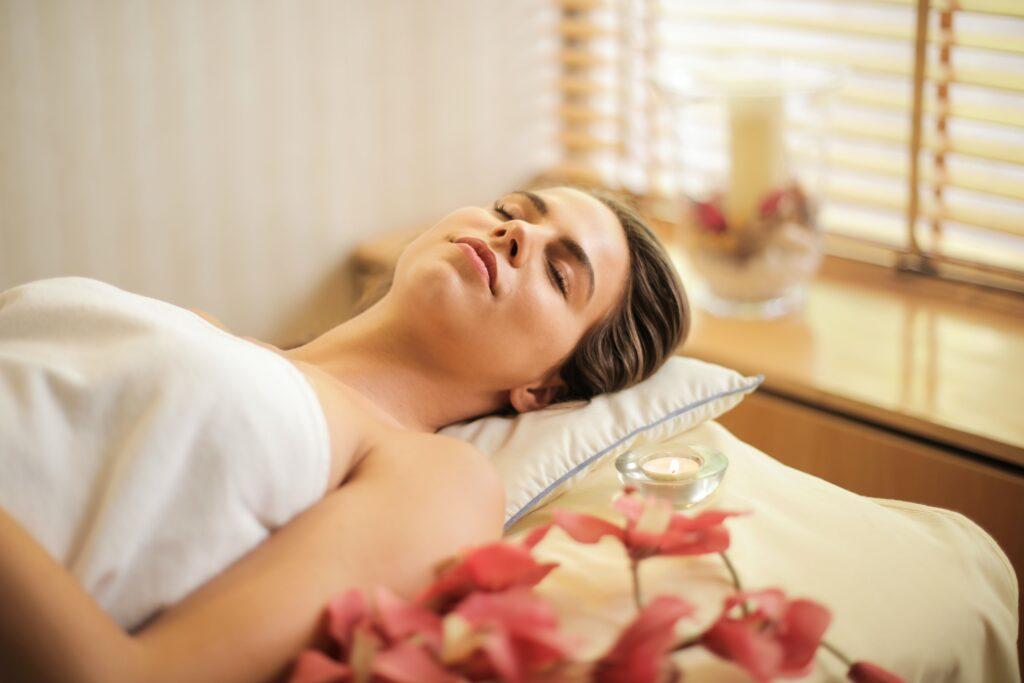 massaggio per donne